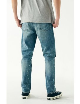 Pac Sun Medium Ripped Vintage Loose Jeans by Pacsun