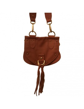 Leather Handbag by See By Chloé