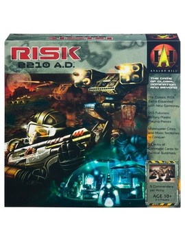 Avalon Hill Risk 2210 Ad Game by Avalon Hill