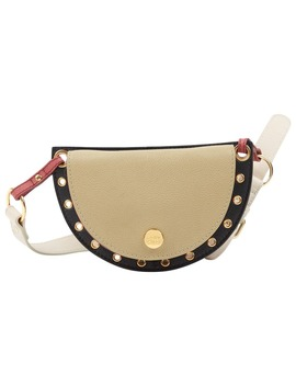 Leather Crossbody Bag by See By Chloé