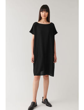 Draped Tunic Dress by Cos