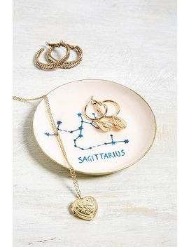 Sagittarius Zodiac Trinket Dish by Urban Outfitters