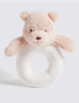 Winnie The Pooh & Friends™ Ring Rattle by Marks & Spencer