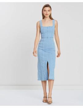 Olsen Midi Dress by Steele