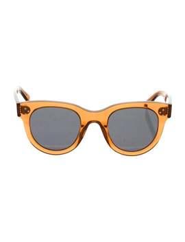 Tinted Wayfarer Sunglasses by Celine