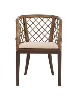 Dining Chair Wood/Light Gray   Safavieh® by Safavieh®