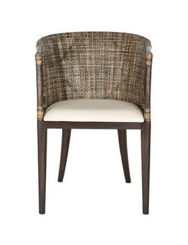 Dining Chair Wood/Brown/Black   Safavieh® by Safavieh®