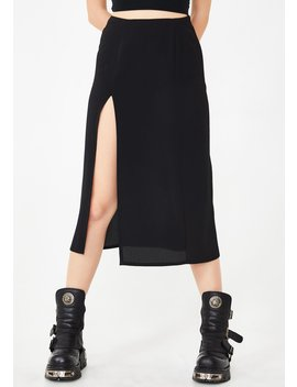 Sophia Midi Skirt by Mary Wyatt London