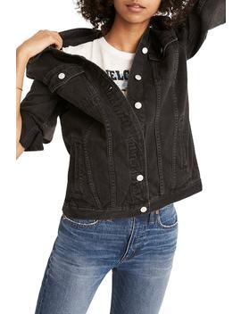 Oversize Denim Jacket by Madewell