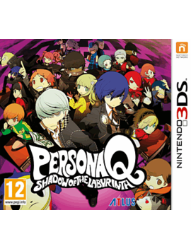Persona Q: Shadow Of The Labyrinth by Game