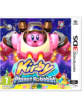 Kirby: Planet Robobot by Game