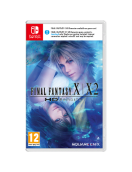 Final Fantasy X / X 2 Hd Remaster by Game