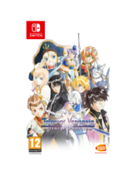 Tales Of Vesperia Definitive Edition by Game