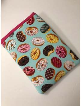 Frosted Donuts Booksleeve by Etsy