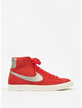 Blazer 77   University Red/Silver/Sail by Nike