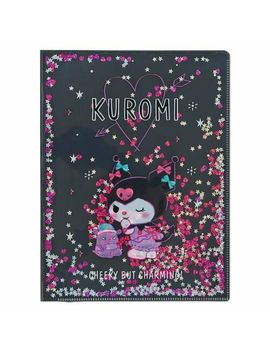 Kuromi File Holder A4 Night Sanrio Japan by Ebay Seller