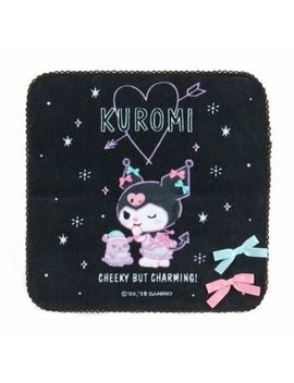 Kuromi & Baku Mini Towel Night Sanrio Japan by Ebay Seller