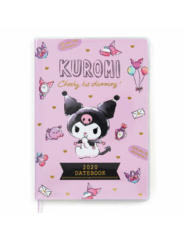 Kuromi My Melody B6 Date Book 2020 Schedule Book Sanrio Kawaii F/S New by Ebay Seller