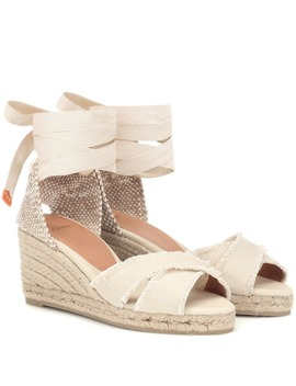 Espadrillas Bluma In Canvas by Castañer