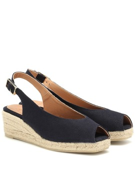 Espadrillas Dosalia In Canvas by Castañer