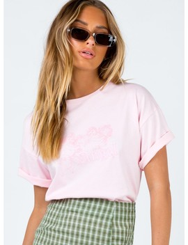 Angel Face Tee by Princess Polly
