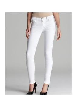 Nwot J Brand Mid Rise White Skinny Jeans by J Brand