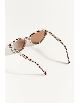 Calistoga Cat Eye Sunglasses by Urban Outfitters