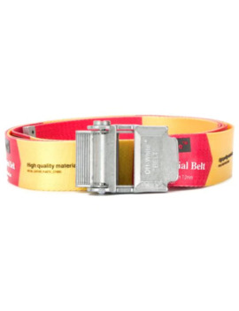 Industrial Buckled Belt by Off White