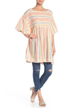 Summer Nights Stripe Top by Free People