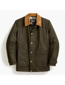 J.Crew Editions X Barbour® Barn Jacket™ by J.Crew Editions X Barbour