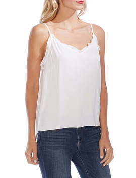 Ruffle Cami by Vince Camuto