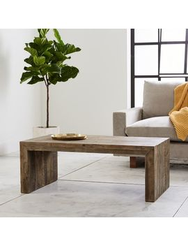 Emmerson® Reclaimed Wood Coffee Table by West Elm