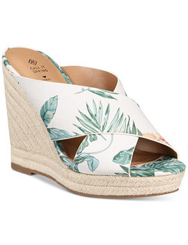 Andrusha Wedge Sandals by General