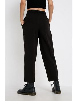 Uo Buckle Cocoon Pant by Urban Outfitters