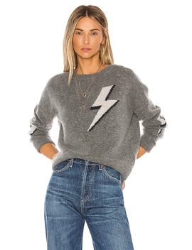 Virgo Cashmere Blend Sweater In Bolted by Rails