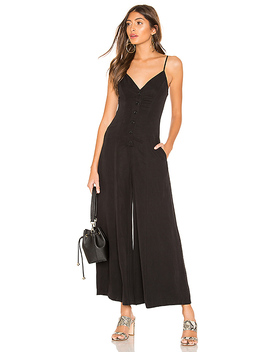 Citrine Jumpsuit In Black by Tularosa