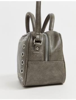 Chateau Cross Body Bag With Grommets by Bag