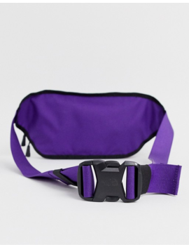 The North Face Bozer Bum Bag Ii In Purple by The North Face