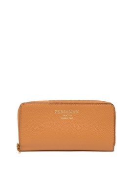 Lurdes Leather Zip Wallet by Persaman New York