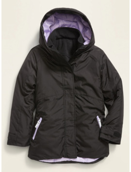 3 In 1 Snow Jacket For Girls by Old Navy