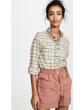 Awendy Button Down by Isabel Marant Etoile