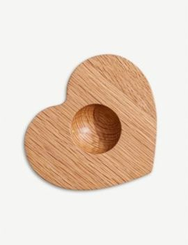 Heart Shaped Egg Board by The White Company