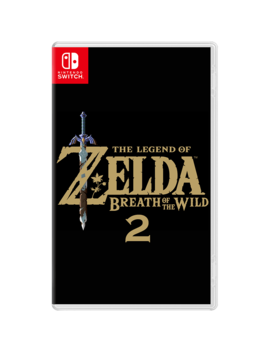 The Legend Of Zelda: Breath Of The Wild 2 by Game