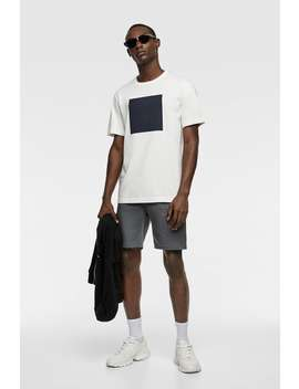 Bermuda Shorts With Drawstrings  Bottomspromotions Man by Zara
