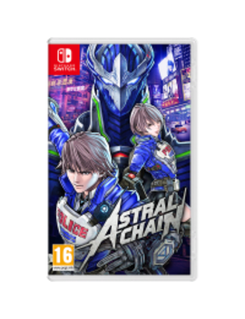 Astral Chain by Game