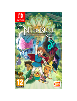 Ni No Kuni: Wrath Of The White Witch by Game