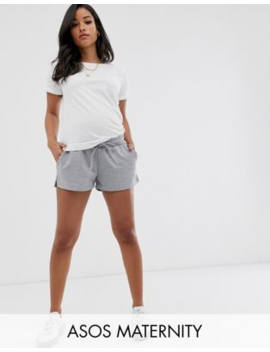 Asos Design Maternity – Sweat Shorts by Asos
