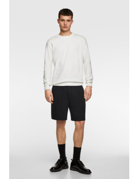 Basic Sweatshirt View All T Shirts Man by Zara