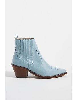 Chio Adele Patent Ankle Boots by Chio
