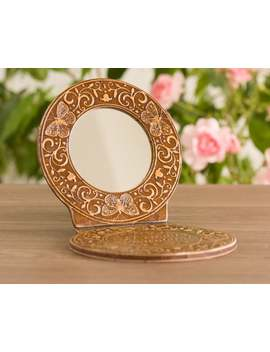 Butterfly Compact Pocket Mirror, Wooden Art Handbag Mirror, Eco Friendly Natural Wood Accessory, Birch Bark Mirror by Etsy